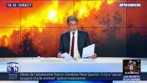 Aude: Le plus gros feu de l'été