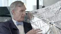 Bill Nye Explains the Science Behind Solar Sailing