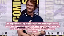 "Alfie Allen says ""Game of Thrones"" creators pranked him with a fake fate for Theon"