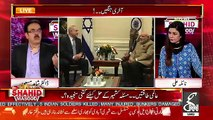 What Happend In Jerusalem..Dr Shahid Masood Telling
