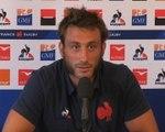 """XV de France - Médard : """"Ntamack, une pépite programmée pour le haut niveau"""""""