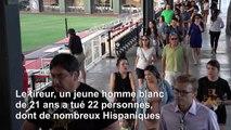 La communauté d'El Paso rend hommage aux victimes de la fusillade