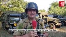 Débarquement de Provence: reconstitution de la Libération d'un village