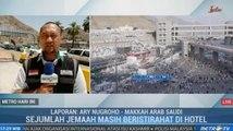 Jemaah Haji Indonesia Diimbau Tak Bawa Barang Berlebihan