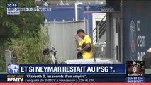 Et si Neymar restait finalement au PSG ?