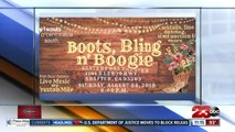 Girl Scouts of Central California South Boots Bling N' Boogie Event