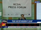 BCDA invites schools to bid for Taguig property lease