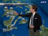 Weather Update: Tropical Depression Dante & another LPA