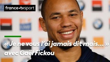 """""""Je ne vous l'ai jamais dit mais..."""" avec Gaël Fickou"""