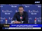 Spurs, Heat seek series lead in Game 3 of NBA Finals