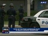 Wife of Filipino-American hurt in Santa Monica shooting