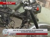16 'chop-chop' motorcycles seized in Bulacan