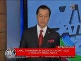 Strong earthquake felt in Metro Manila