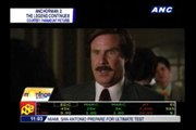 Watch 'Anchorman 2: The Legend Continues' trailer
