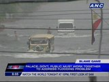 MMDA, DPWH blame each other for Metro Manila floods