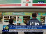 US authorities sue 9 7-Eleven store owners for alleged abuse of workers