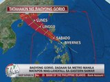 Storm warnings up as 'Gorio' heads for Metro Manila