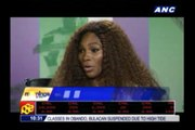 Serena apologizes for controversial comments