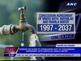 Lawmakers call for probe into water concessionaires' passing on taxes to consumers