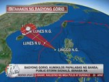 Storm signals lowered as 'Gorio' moves out of PH
