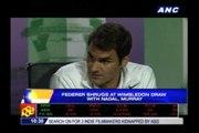 Federer targets 8th Wimbledon title