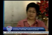 pamilyaonguard-SCHOOL UNIFORMS CAN BE BREEDING GROUND OF GERMS: EXPERTS