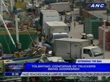 MMDA proposes daytime truck ban
