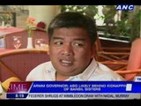 ARMM Governor: ASG likely behind kidnapping of Bansil sisters