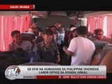 18 Pinoys arrested for holding protests in Saudi