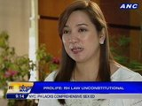 Gov't agencies ready for RH law implementation