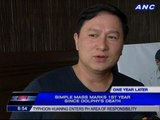 Quizon family marks 1st death anniversary of Dolphy