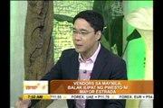Punto por Punto: Mayor Joseph Estrada, nangakong lilinisin ang Maynila