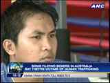 Pinoy boxers accuse manager of human trafficking