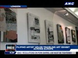 Pinoy artist gains following in Europe