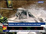Several Fil-Ams injured in San Francisco plane crash
