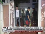 NBI believes witnesses in missing drugs, money