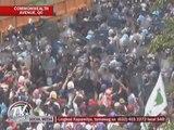 Over 50 hurt as cops, activists clash in SONA rallies