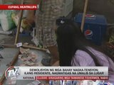 5 hurt as Muntinlupa settlers try to stop demolition