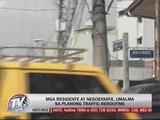 Manila bus ban causes traffic in QC