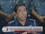 CIDG: Syndicate behind witnesses in missing drugs, money