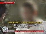 Child laborers find work in Cagayan de Oro river