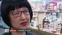 Hong Kong : une économie au ralenti après deux mois de crise