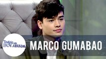 Marco shares how he and Anne handled their intimate scenes in Just a Stranger | TWBA