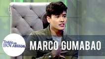 Marco addresses Jake's comment on him being updated on the latest celebrity gossip | TWBA