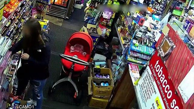 Daylight Robbery Caught on Camera (2019)