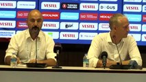Trabzonspor-Sparta Prag maçının ardından - Sparta Prag Teknik Direktörü Jilek (2)