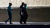 Nueve personas migrantes a bordo del Open Arms son evacuadas por motivos de salud