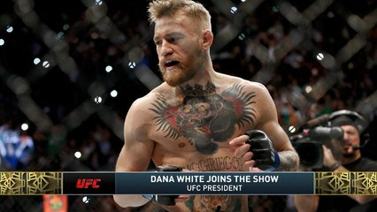 The Jim Rome Show: Dana White talks Conor McGregor legal troubles