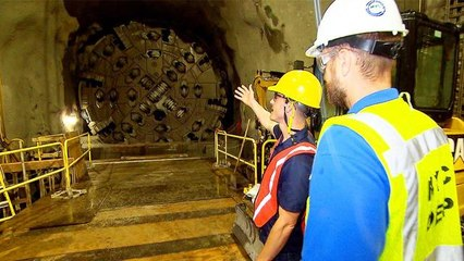 This Is the Longest Tunnel in the World