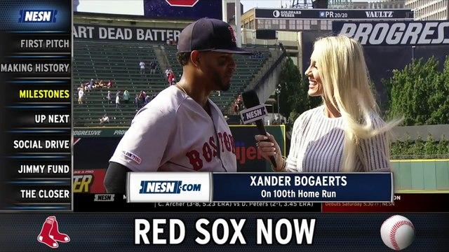 Red Sox Now: Xander Bogaerts, Chris Sale Reach Milestones